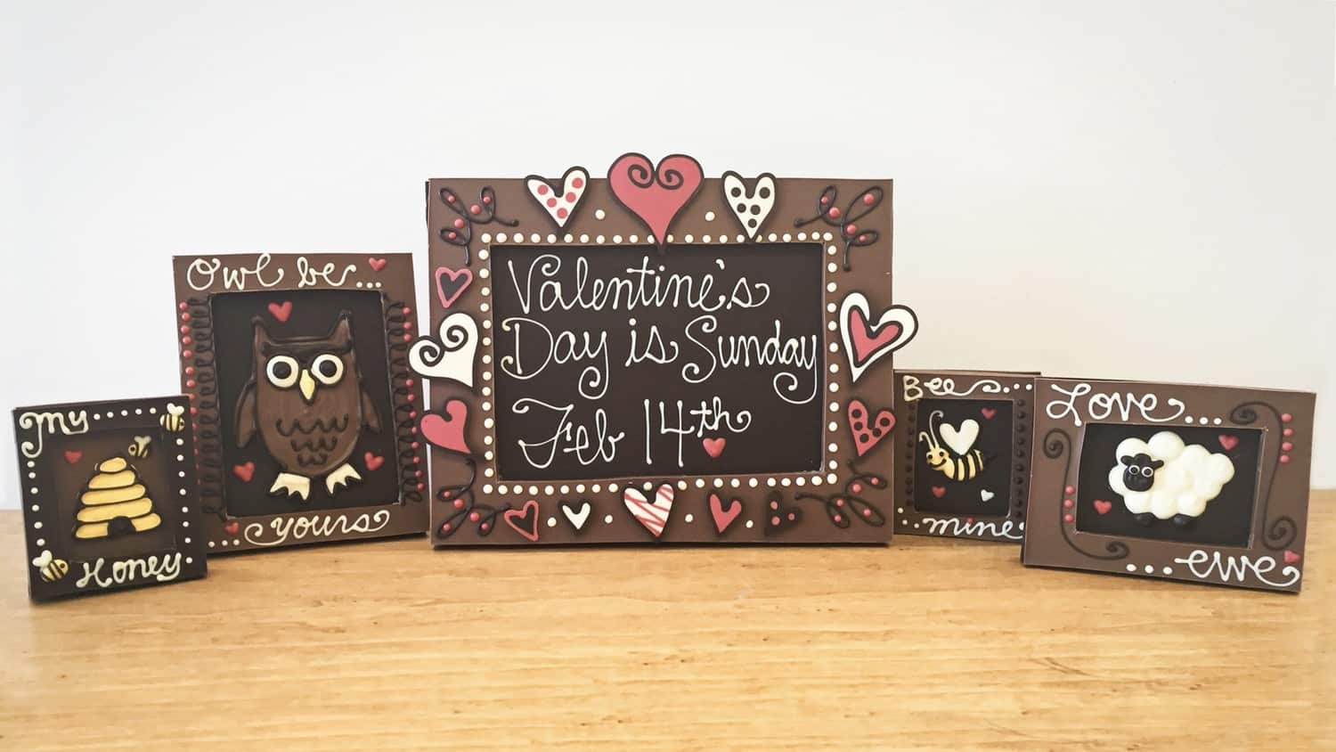 Valentine's Day Frames graphics