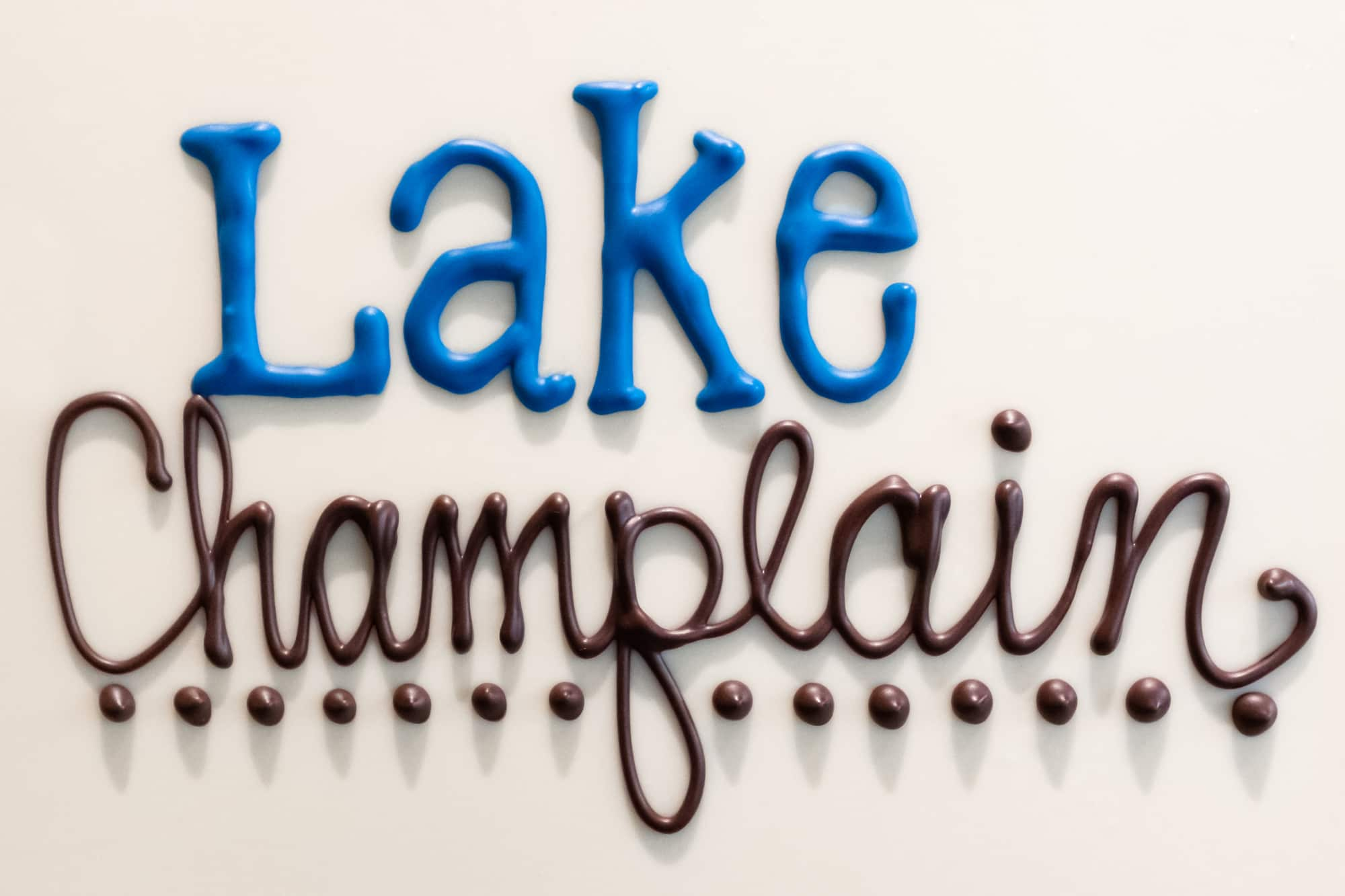 Lake Champlain graphics