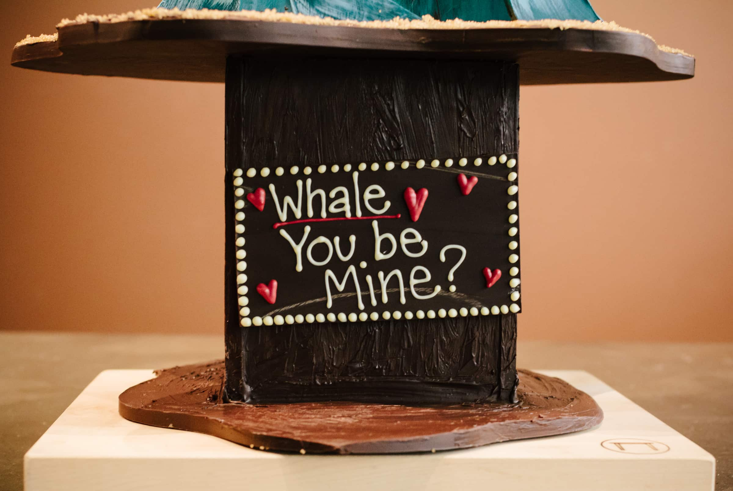 Whale You Be Mine? graphics